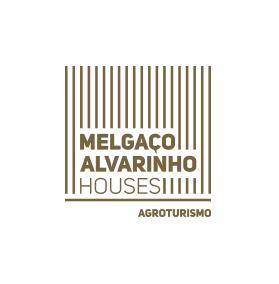 Logotipo Melgaço Alvarinho Houses